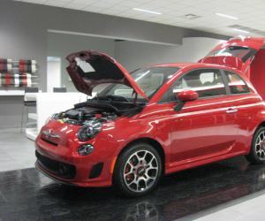 Fiat 500 Turbo photo 5