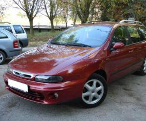 Fiat Marea Weekend St. Moritz photo 2