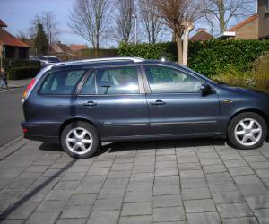 Fiat Marea Weekend St. Moritz photo 4