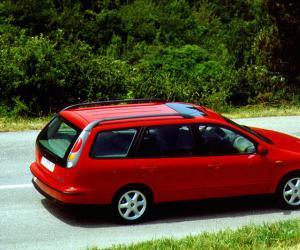 Fiat Marea Weekend St. Moritz photo 5