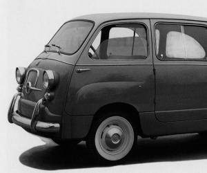 Fiat Multipla photo 3