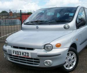 Fiat Multipla photo 4