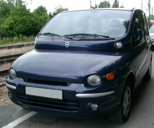 Fiat Multipla photo 5