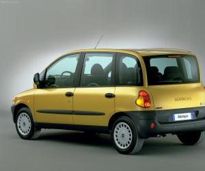 Fiat Multipla photo 8