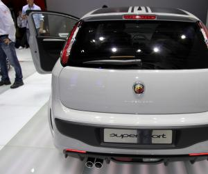 Fiat Punto Supersport photo 4