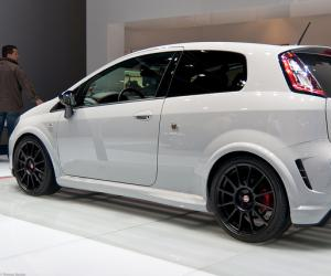 Fiat Punto Supersport photo 5