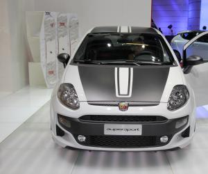 Fiat Punto Supersport photo 7
