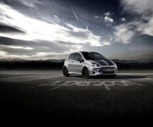 Fiat Punto Supersport photo 8
