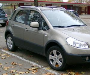 Fiat Sedici photo 1