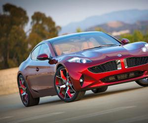 Fisker Atlantic photo 3