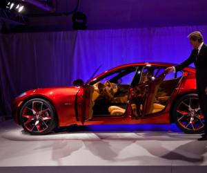 Fisker Atlantic photo 5