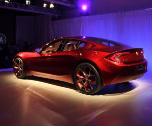 Fisker Atlantic photo 8