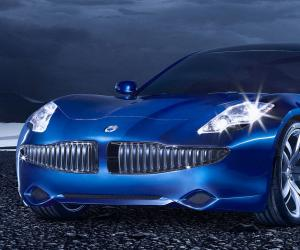 Fisker Karma photo 1