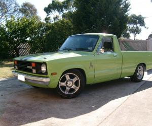 Ford Courier photo 5