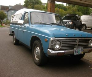 Ford Courier photo 9