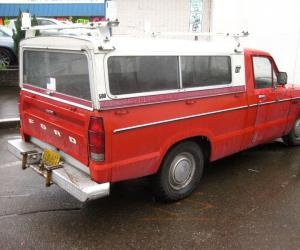 Ford Courier photo 11