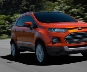 Ford EcoSport photo 2