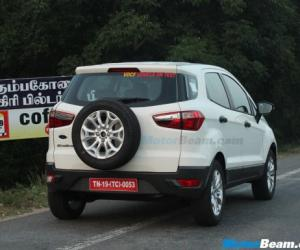 Ford EcoSport photo 3