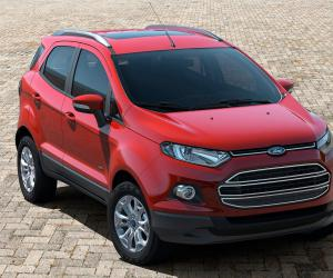 Ford EcoSport photo 9