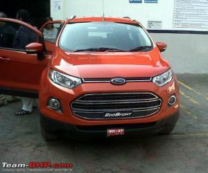 Ford EcoSport photo 12