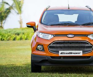 Ford EcoSport photo 13