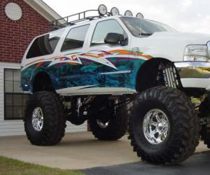 Ford Excursion photo 6