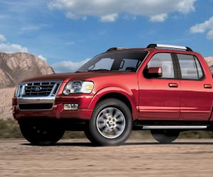 Ford Explorer Sport Trac photo 4