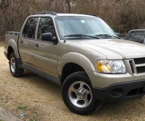 Ford Explorer Sport Trac photo 6