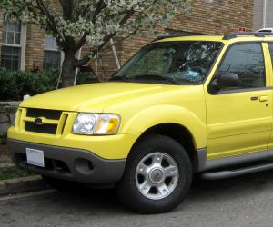 Ford Explorer Sport Trac photo 10