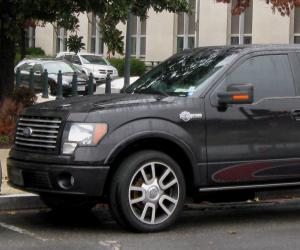 Ford F-150 Harley Davidson photo 1