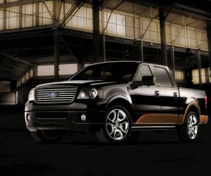 Ford F-150 Harley Davidson photo 4