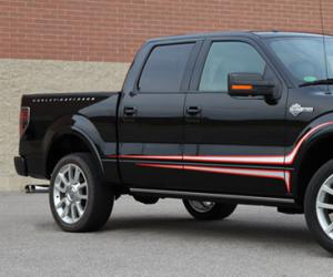 Ford F-150 Harley Davidson photo 7