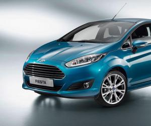 Ford Fiesta photo 2