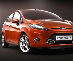 Ford Fiesta 1.4 photo 1