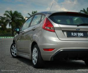 Ford Fiesta 1.4 photo 4