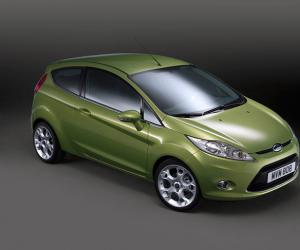 Ford Fiesta ECOnetic photo 4