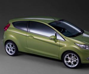 Ford Fiesta ECOnetic photo 5
