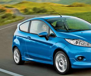 Ford Fiesta ECOnetic photo 10