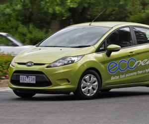 Ford Fiesta ECOnetic photo 12