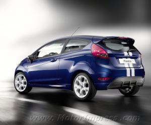 Ford Fiesta Sport image #12