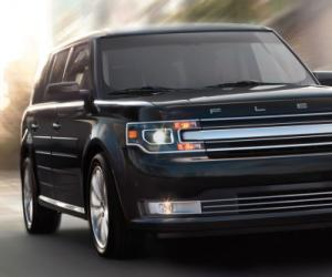 Ford Flex photo 8