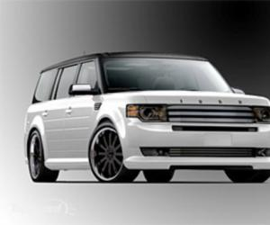 Ford Flex photo 9