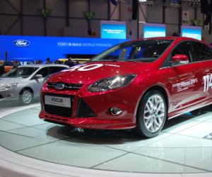 Ford Focus 1.0 EcoBoost photo 1