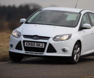 Ford Focus 1.6 TDCI photo 5