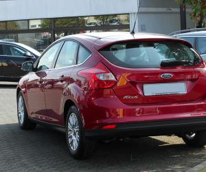 Ford Focus 1.6 TDCI photo 6