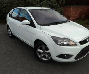 Ford Focus 1.6 TDCI photo 12
