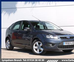 Ford Focus 1.6 TDCI photo 13
