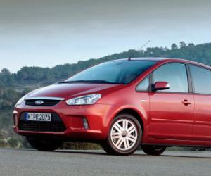 Ford Focus C-MAX CNG photo 1
