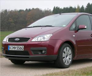 Ford Focus C-MAX CNG photo 5