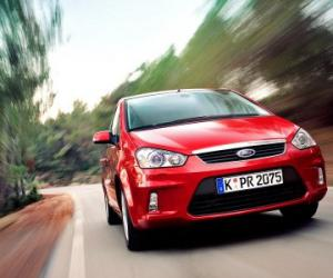 Ford Focus C-MAX CNG photo 7